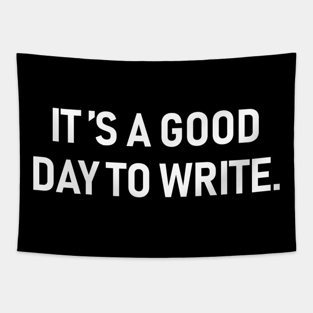 It's A Good Day To Write Shirt, Best Seller Author Shirt, Writer Shirt, Writer, Gift for Writer, Writer, Novel Writer Shirt, Novelist Shirt