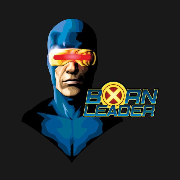 Cyclops -Born Leader