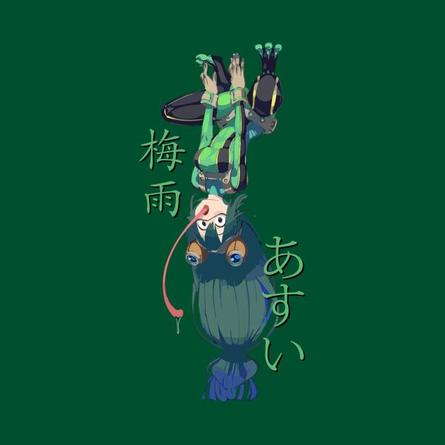 Tsuyu Asui Froppy - Boku No Hero Academia
