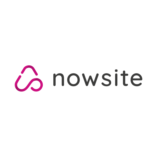 nowsite with logo