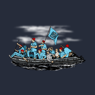 Steve Zissou's Crossing of the Delware
