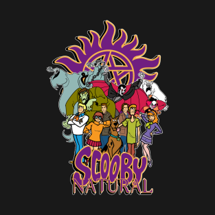 Scooby Natural t-shirts