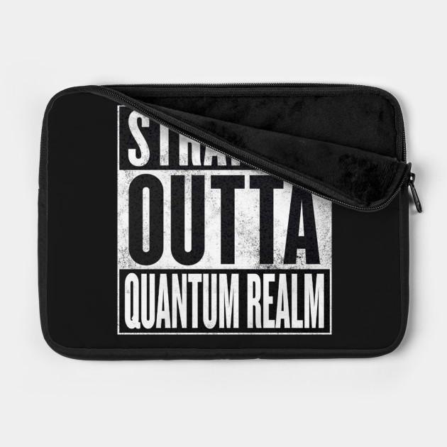 Ant-Man - Straight Outta Quantum Realm