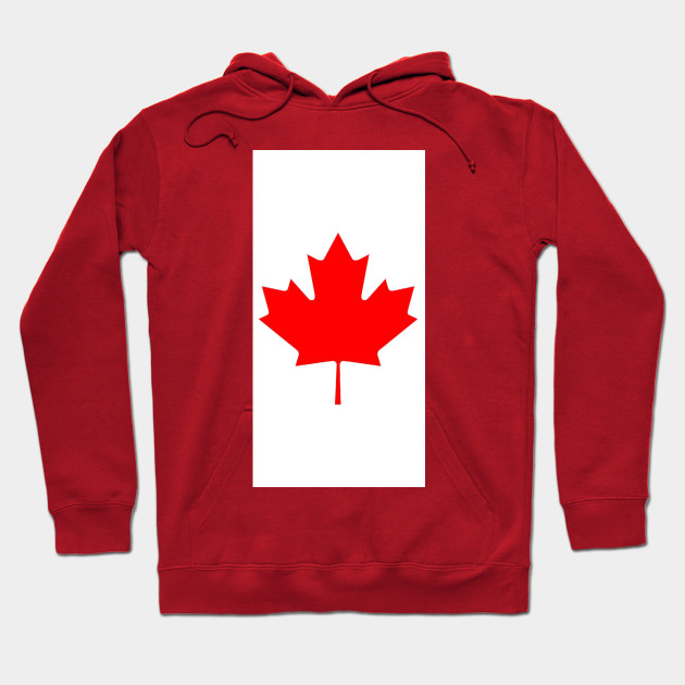 National Flag of Canada Day Hoodie
