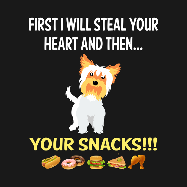 Steal Heart Yorkshire Terrier 87