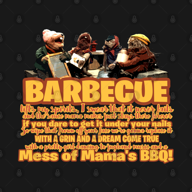 Barbecue BBQ from Emmet Otter's Jug Band Christmas
