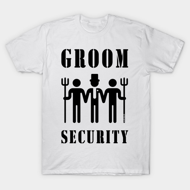 8626c613 Groom Security (Bachelor Party / Stag Night / Black) - Stag Party ...