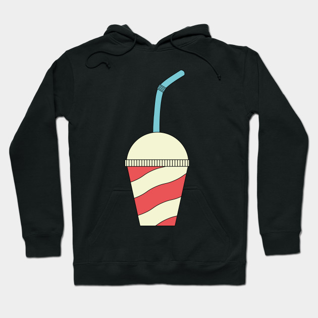 Milkshake summer ice cream soft ice cream lemonade Hoodie
