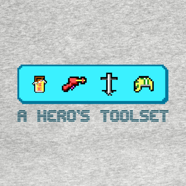 A Hero's Toolset