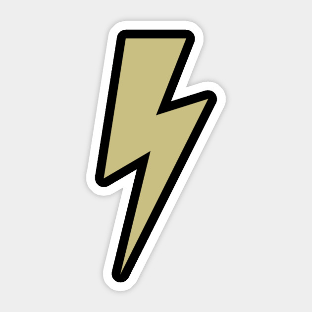Harry Potter Lightning Bolt Harry Potter Sticker