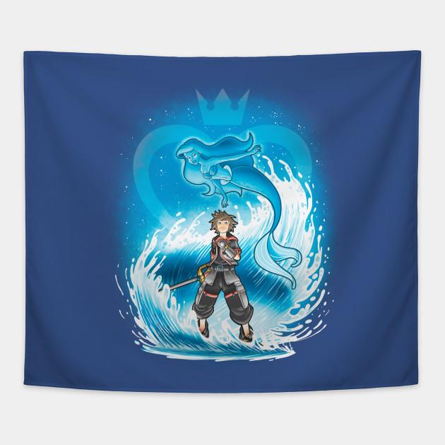 Mermaid invocation