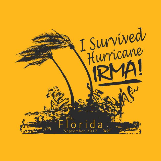 I Survived Hurricane Irma