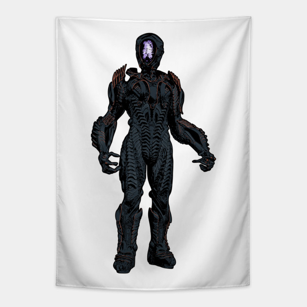 Lost In Space 2 Robot Robot Tapestry Teepublic