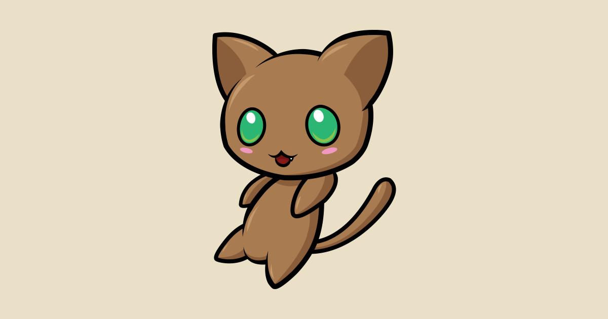 Chibi Cat By Ian2darts
