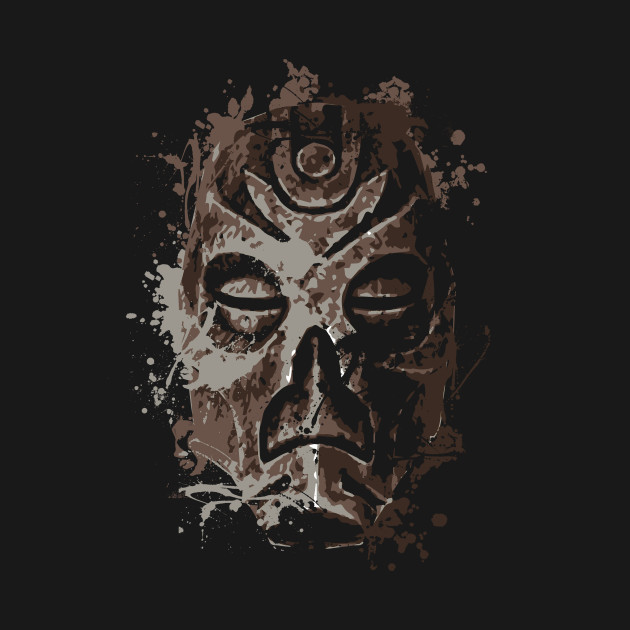 The Priest Mask