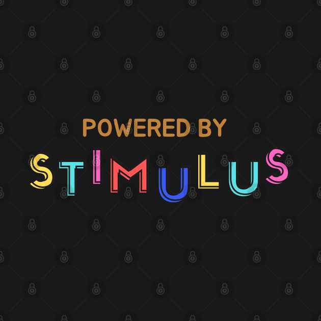Funny Powered By Stimulus Check