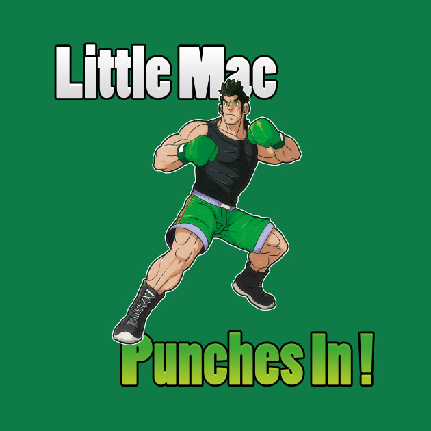 Little Mac Punches In !