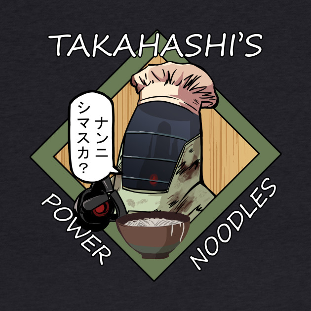 Takahashi's Power Noodles