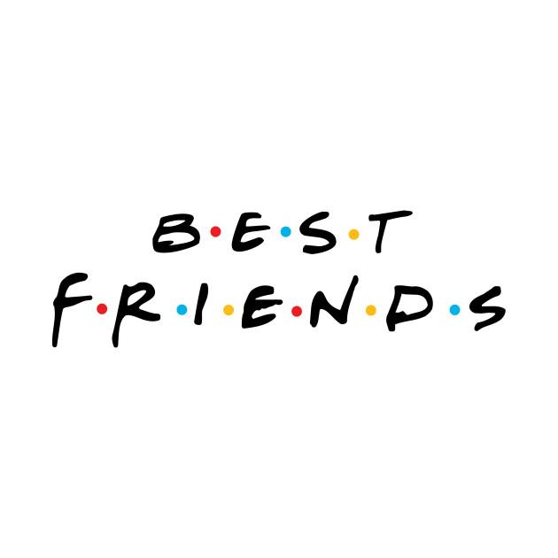 Best Friends For Couple Cool Show Friends TV Vintage
