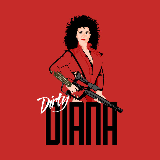 Dirty Diana - Pop Culture - T-...