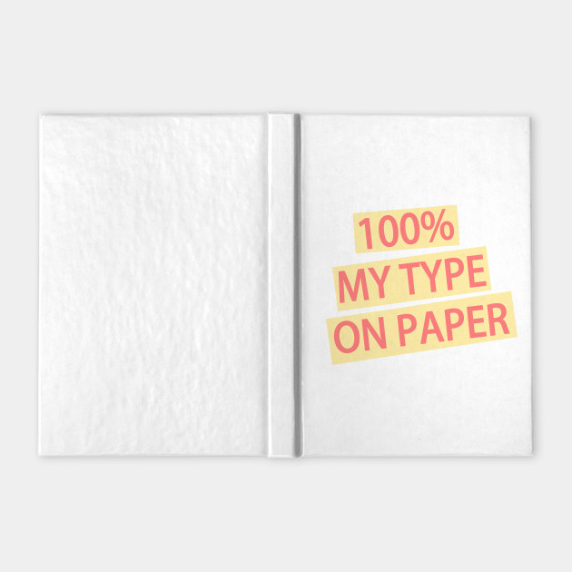 hivemind % my type on paper love island notebook teepublic 1861396 1