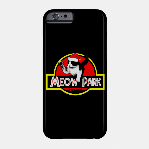 Meowy Christmas Merry Christmas Phone Case