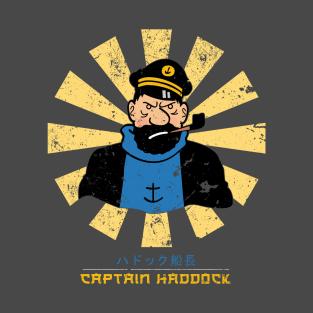 Captain Haddock T-Shirts | TeePublic