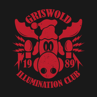 Griswold Illumination Club t-shirts