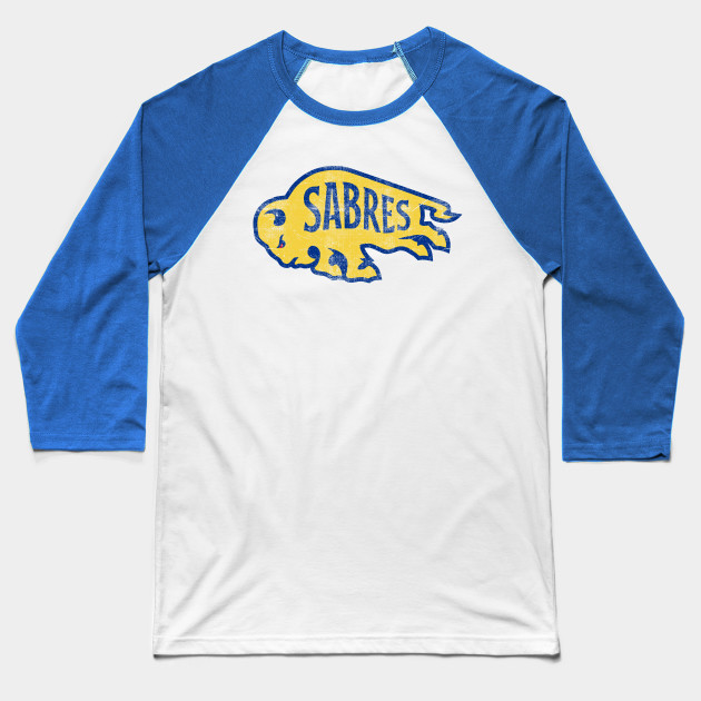 BUFFALO SABRES - Winter Classic Baseball T-Shirt