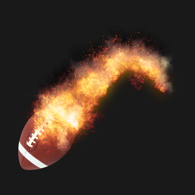 Flaming Football Zoom