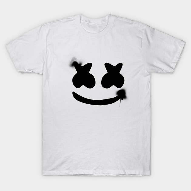 dj marshmello dj marshmello t shirt teepublic. Black Bedroom Furniture Sets. Home Design Ideas