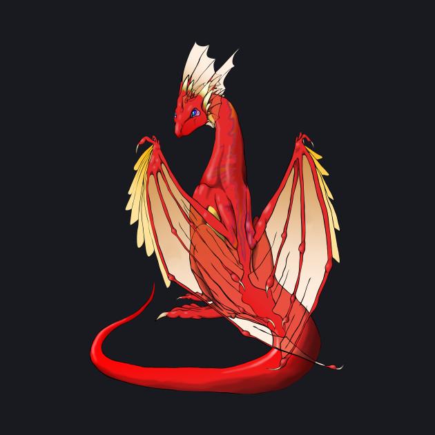 Scarlet Dragon