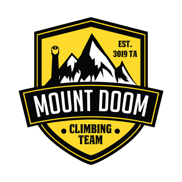 Mount Doom Climbing Team