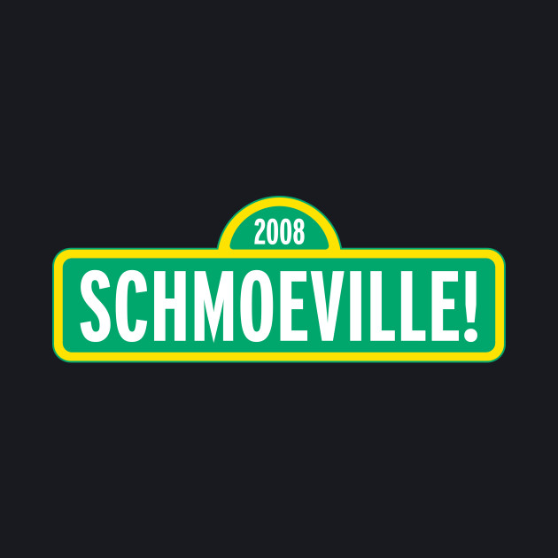 SCHMOEVILLE SESAME STREET DESIGN