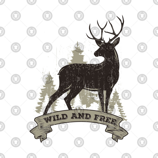 Buck Series: Wild and Free Vintage Style