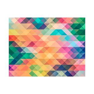 d8e2303b0542 Geometric Patterns T-Shirts | TeePublic