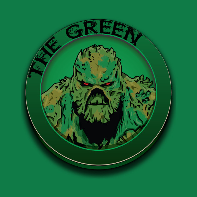 Avatar of the Green (Swamp Thing)