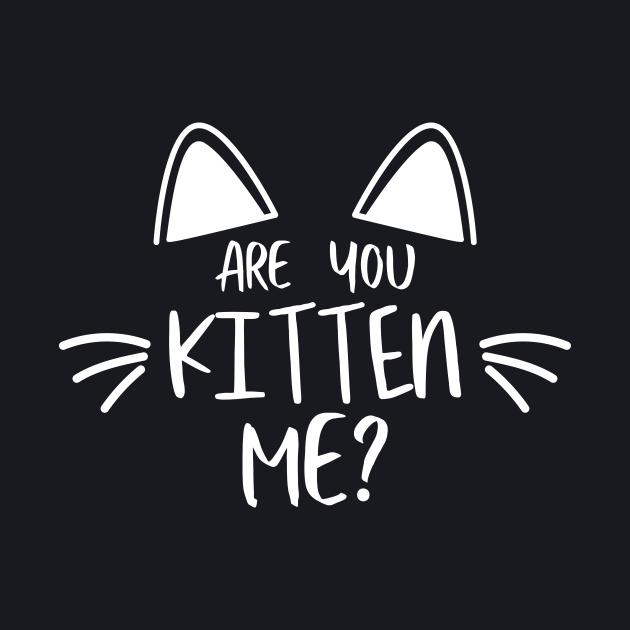 Funny Kitten , Cat Mother , Are you Kitten Me?