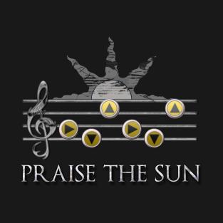 Praise the Sun t-shirts