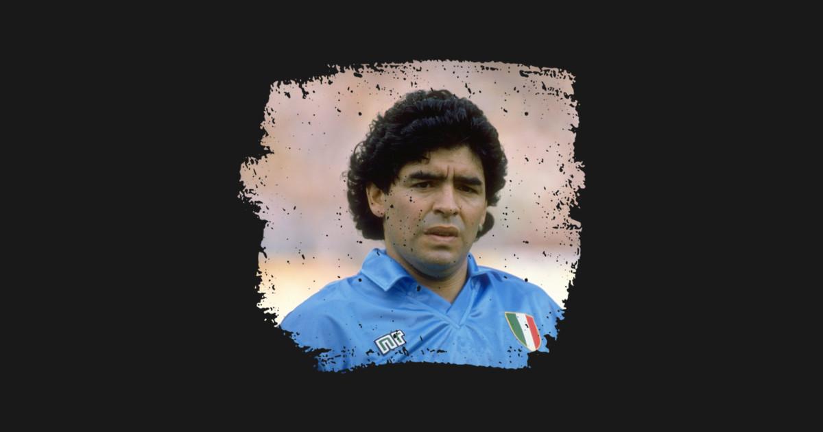Diego Armando Maradona Napoli Barcelona Sevilla Boca ...