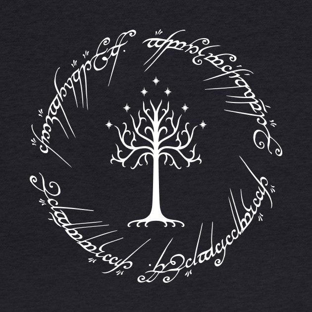 Tree of Gondor (White)