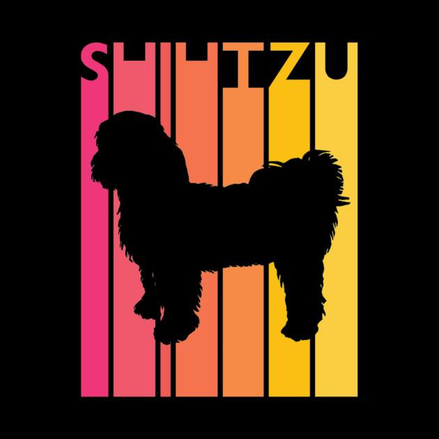 ... Shih Tzu Shirt Vintage Dog Tee Shih Tzu Gift for Dog Lover