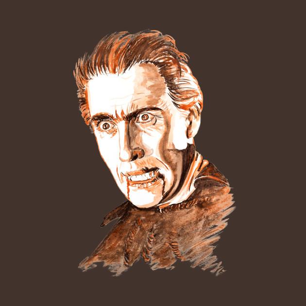 Dracula-Christopher Lee Classic