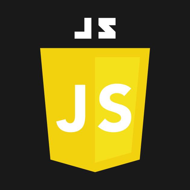 JS JavaScript Logo   Javascript Logo   T Shirt   TeePublic