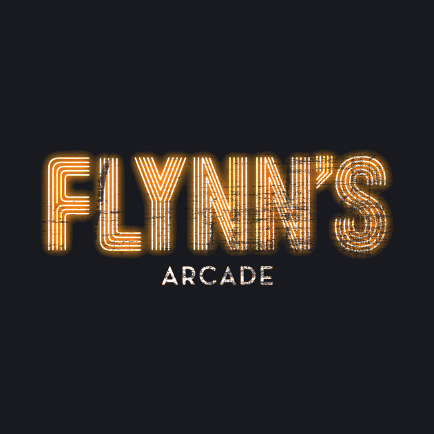 Flynn's Arcade - weathered