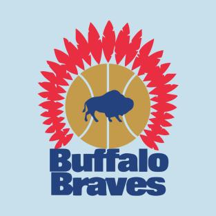 DEFUNCT - BUFFALO BRAVES t-shirts