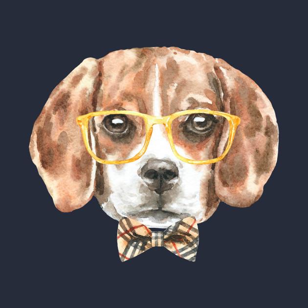 Puppy Beagle Glasses