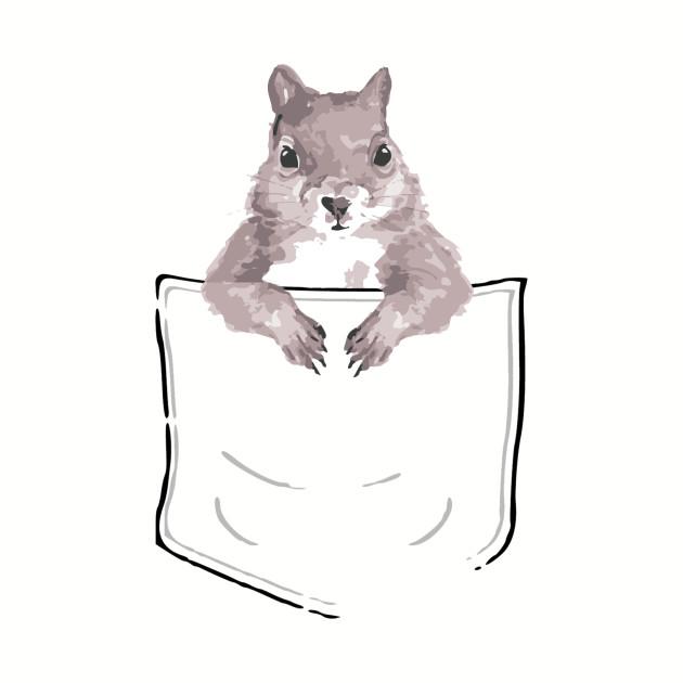 Squirrel in my pocket!