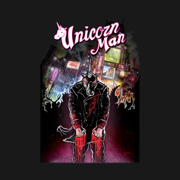 Unicorn Man (Comic)