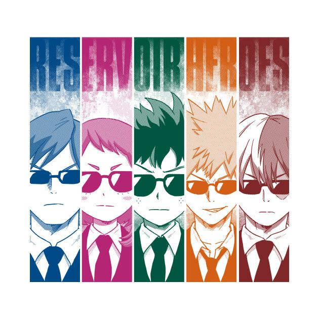 Reservoir Heroes v.2